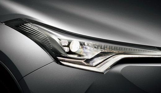 トヨタC-HRのハロゲンヘッドライトを格安でLEDにできる!