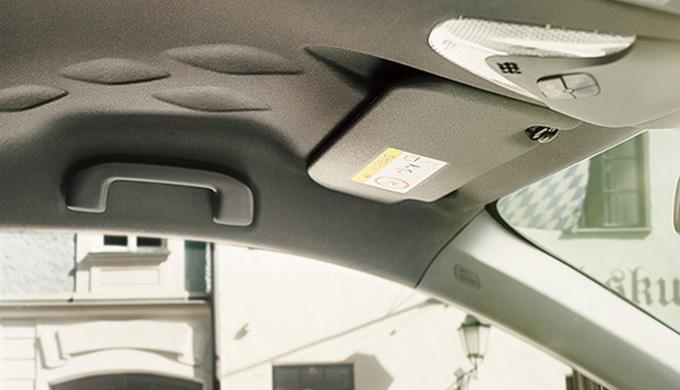 トヨタC-HRのルームランプ