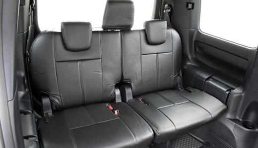 トヨタ・80系ヴォクシーはシートカバーで高級感がアップする!