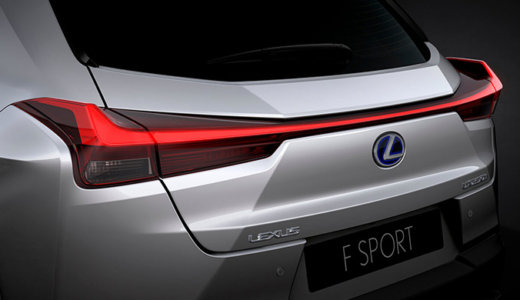 レクサス新型SUV・UXがワールドプレミア!