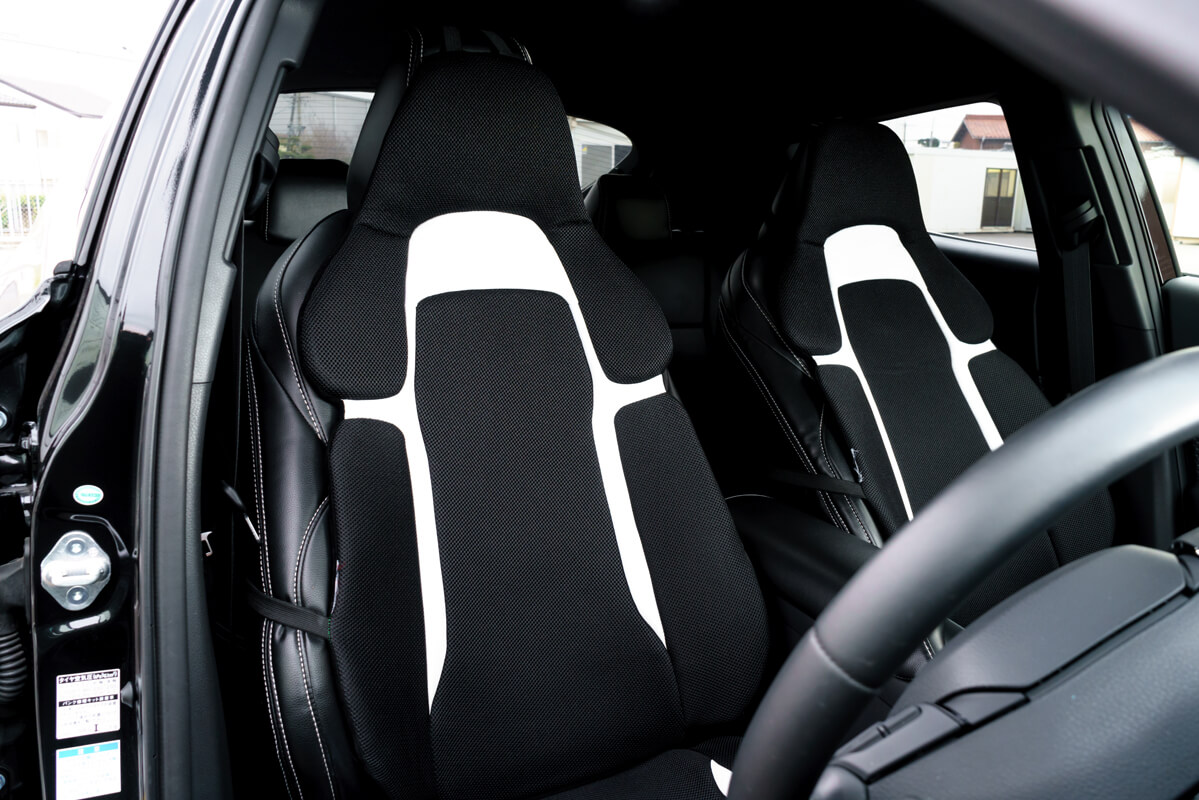 ドライビングサポートシートカバー