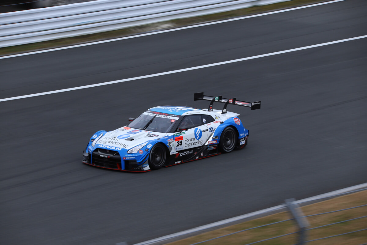 Forum Engineering ADVAN GT-R (2018 SUPER GT)