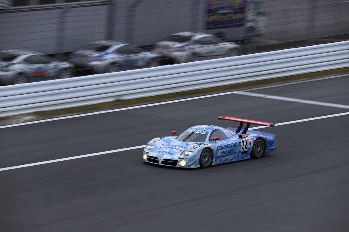 NISSAN R390 GT1 (1998 Le Mans 24 Hours)