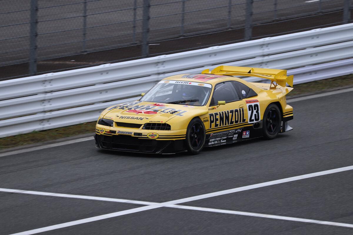 PENNZOIL NISMO GT-R (1998 JGTC)