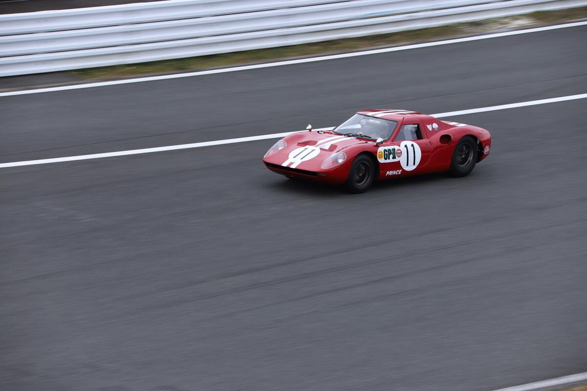 PRINCE R380 A-I (1966 Japan GP)