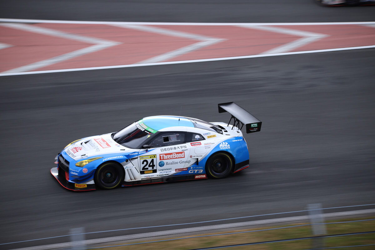 ThreeBond Nissan Automobile Technical College GT-R (2018 SUPER TAIKYU)