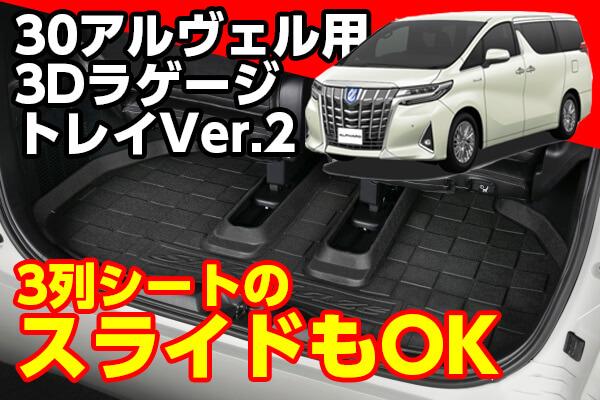3DラゲージトレイVer.2