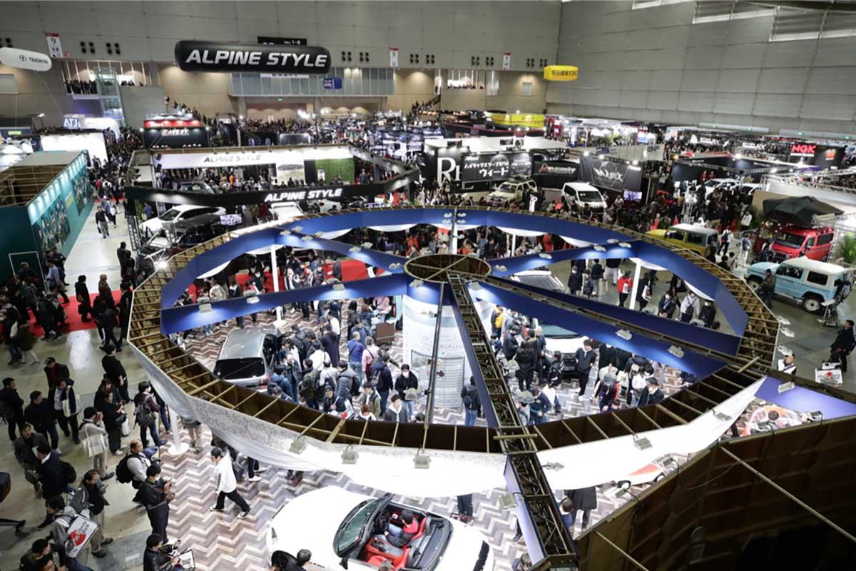 東京国際カスタムカーコンテスト2020