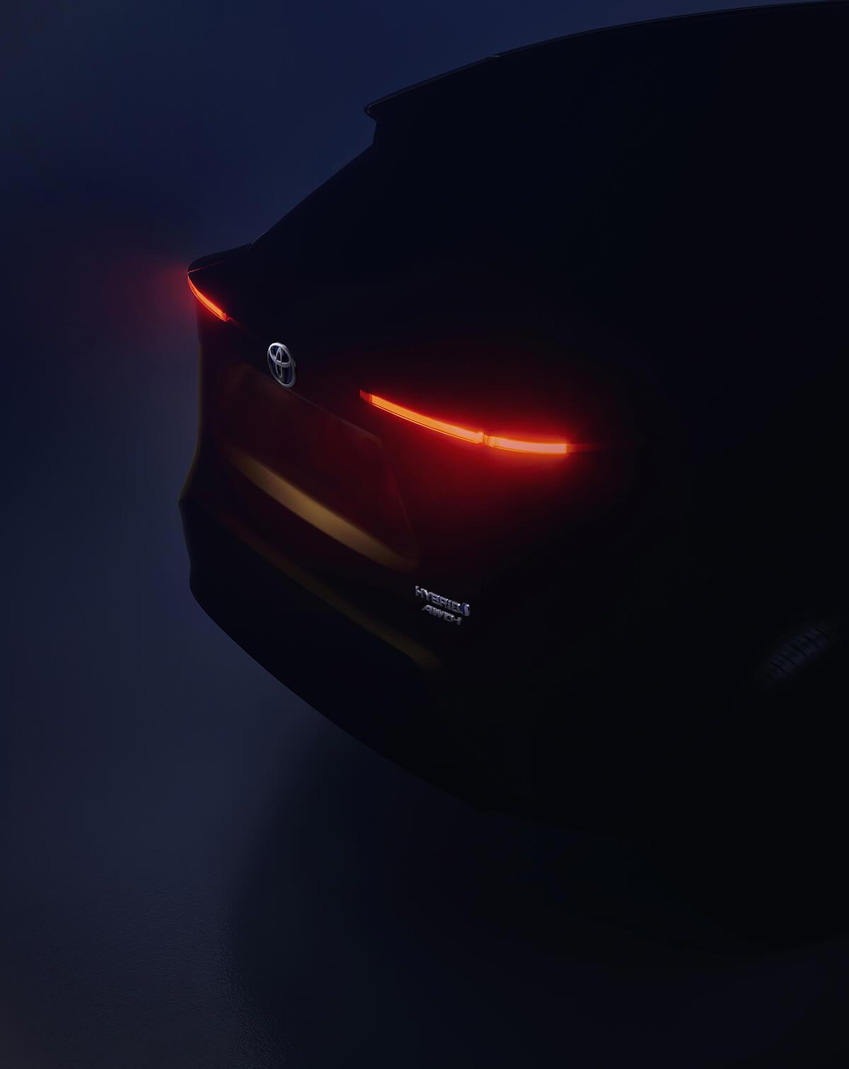 トヨタ新型SUV