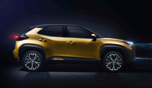SUV市場に新たな刺客。ヤリスクロスが世界初公開!