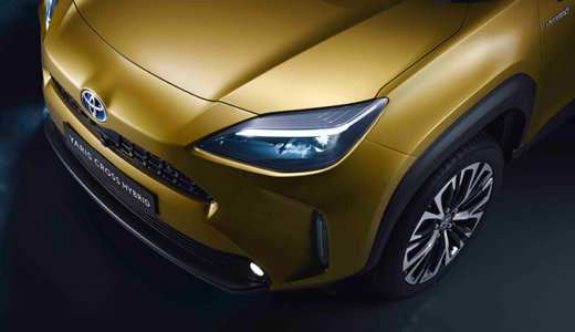 新型車「ヤリスクロス」 2020年9月DEBUT!