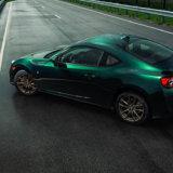 北米トヨタのグリーンカラー