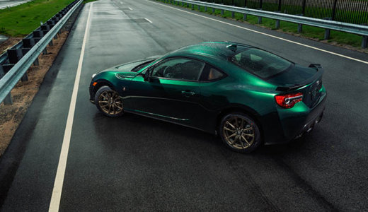 「緑」だけで5色を設定 北米トヨタこだわりのグリーンカラー