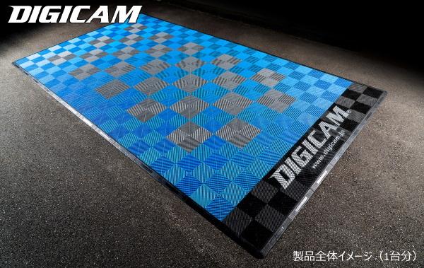 DIGICAM レーシングデッキ