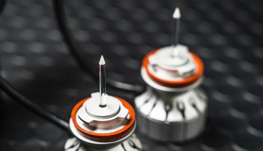 360度照射を実現する革新のLEDバルブ、GARAX GTシリカが間もなく誕生!!