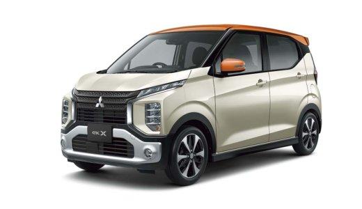 ミツビシ「eKクロス」「eKクロス スペース」の安全装備を強化。特別仕様車「G Plus Edition」を発売
