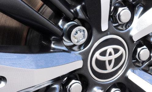 トヨタ純正ホイールに対応! DIGICAMロックナットがデビュー。今ならお得に購入可能!