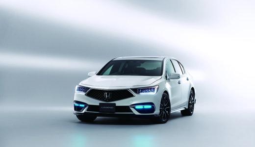 ホンダが世界初の自動運転レベル3「Honda SENSING Elite」搭載のレジェンドを発表!