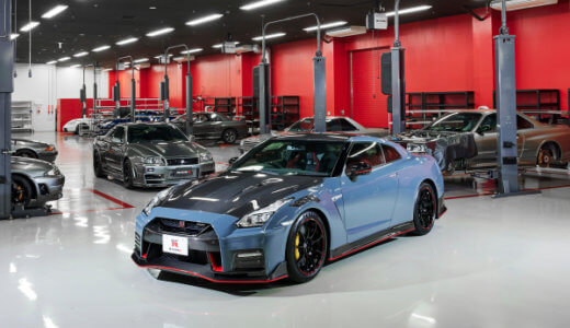 【NISSAN】GT-R NISMO 2022年モデル 先行公開