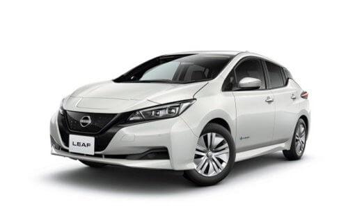 日産が電気自動車「日産リーフ」を一部仕様向上するとともに新グレード「日産リーフ アーバンクロム」を発売