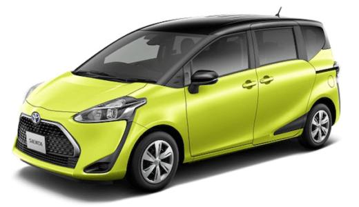 トヨタ、一部改良した「シエンタ」と特別仕様車を発売