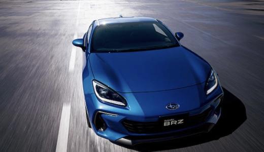 SUBARUがFRレイアウトのピュアスポーツカー「SUBARU BRZ」を発表
