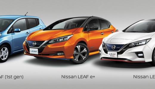 日産自動車、軽クラスの電気自動車を2022年度初頭に発売