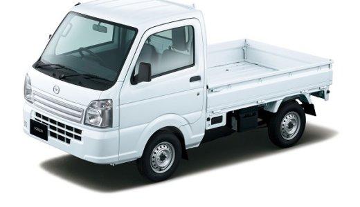 マツダが「スクラムトラック」を一部商品改良